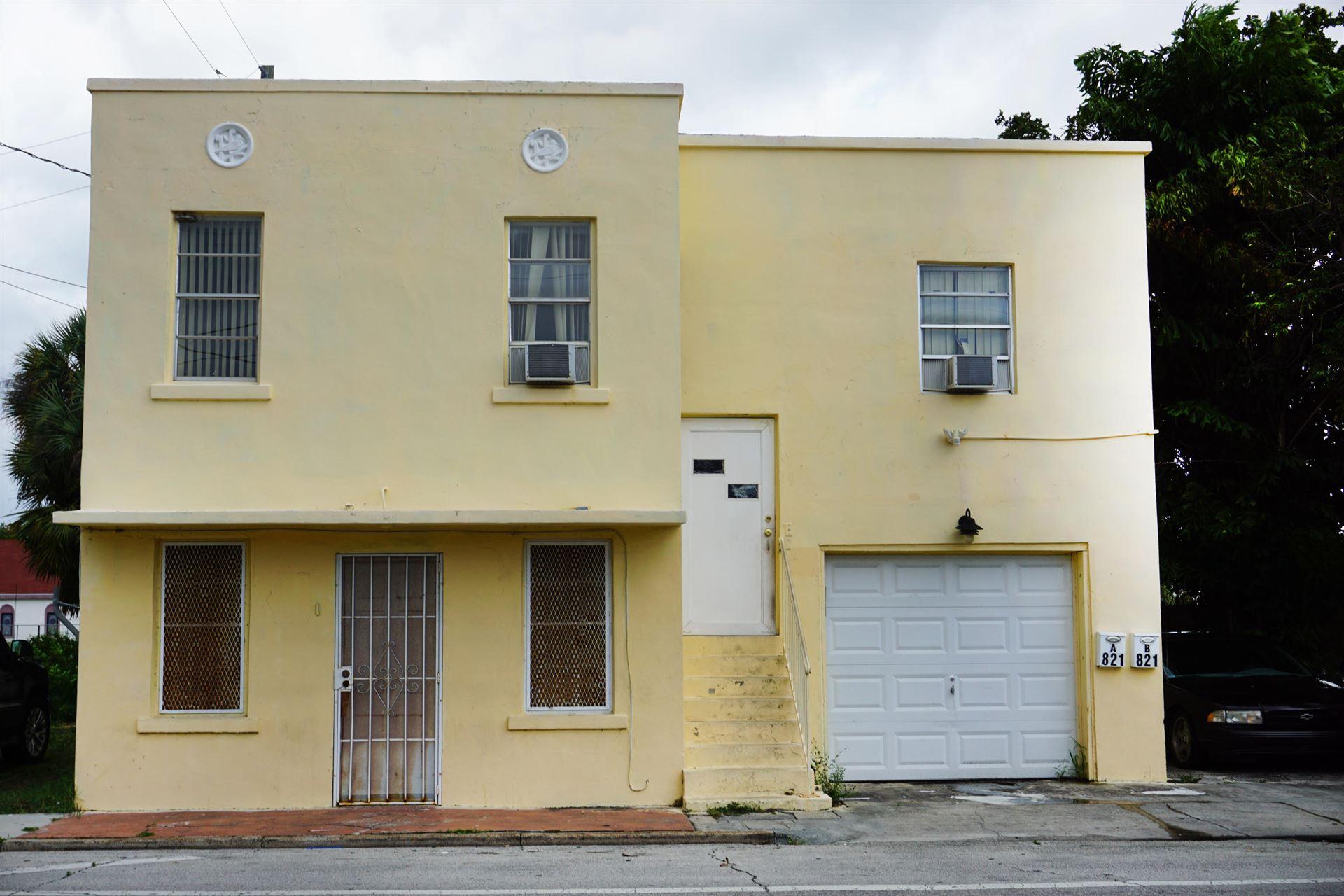 821 N Tamarind Avenue, West Palm Beach, FL 33401 - MLS#: RX-10631281