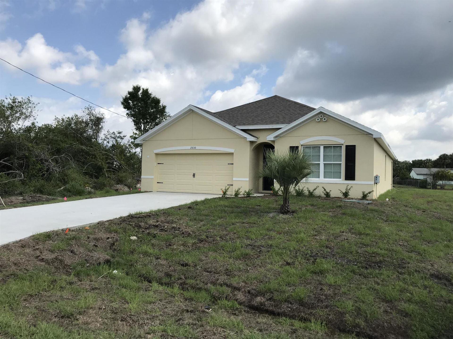 2650 SW Cactus Circle, Port Saint Lucie, FL 34953 - #: RX-10664281