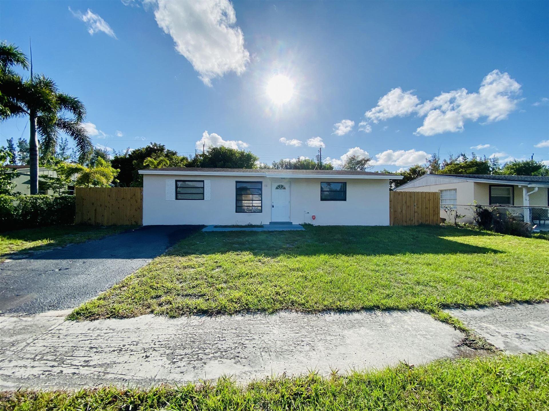 5767 Rae Avenue, West Palm Beach, FL 33407 - MLS#: RX-10716281
