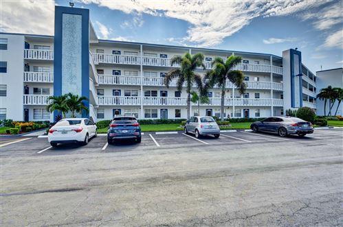 Photo of 4013 Exeter A, Boca Raton, FL 33434 (MLS # RX-10658282)