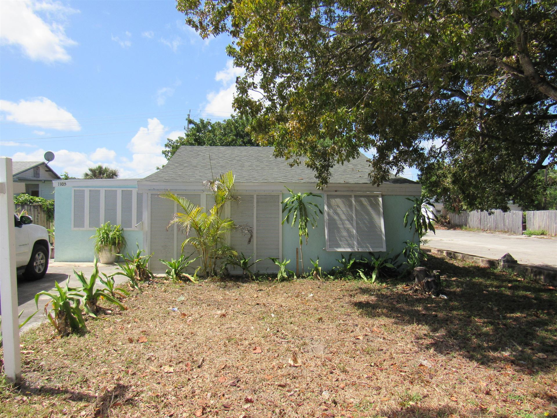 1105 N J Street, Lake Worth, FL 33460 - MLS#: RX-10644282