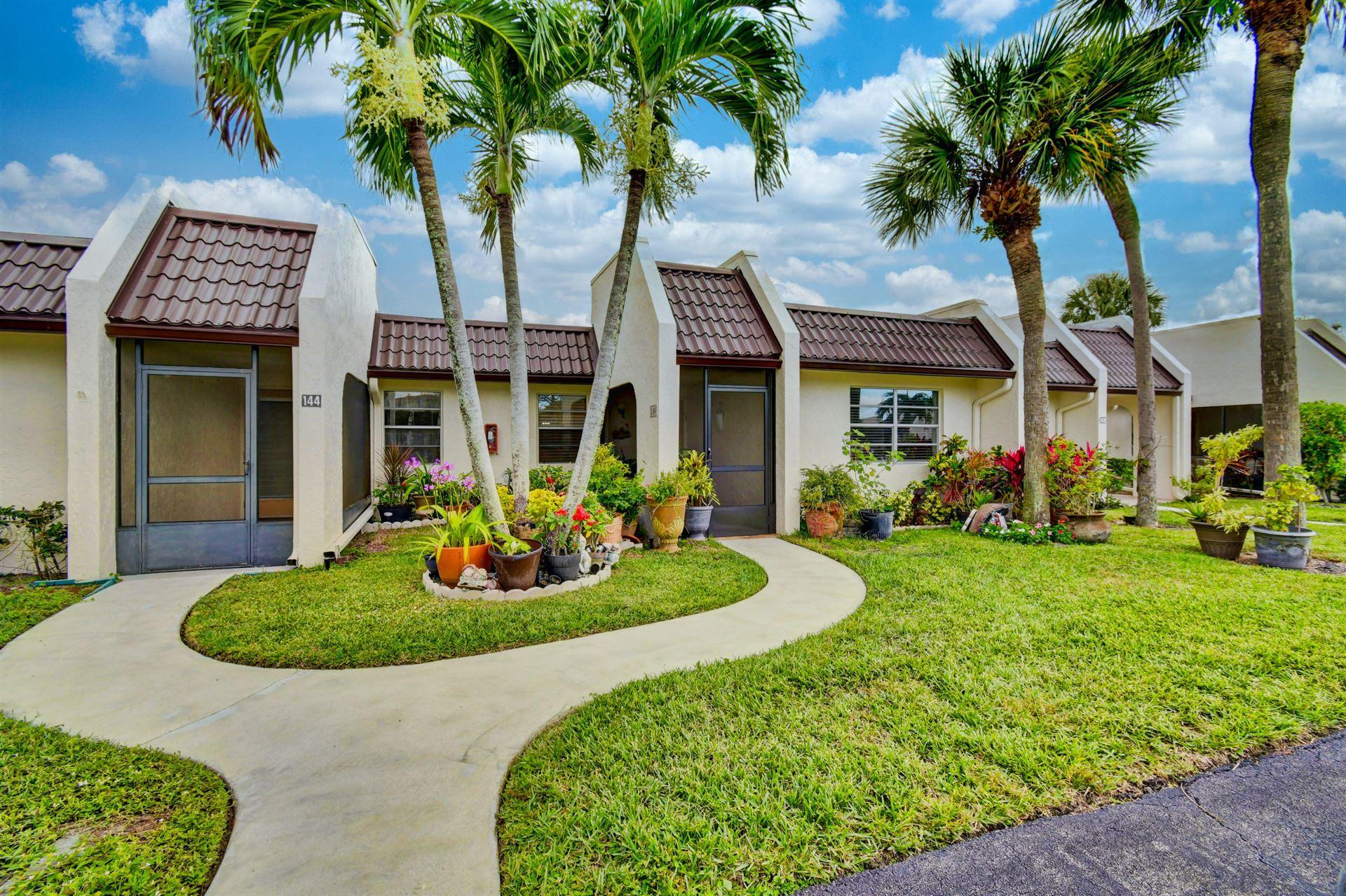 146 Lake Rebecca Drive, West Palm Beach, FL 33411 - #: RX-10678282