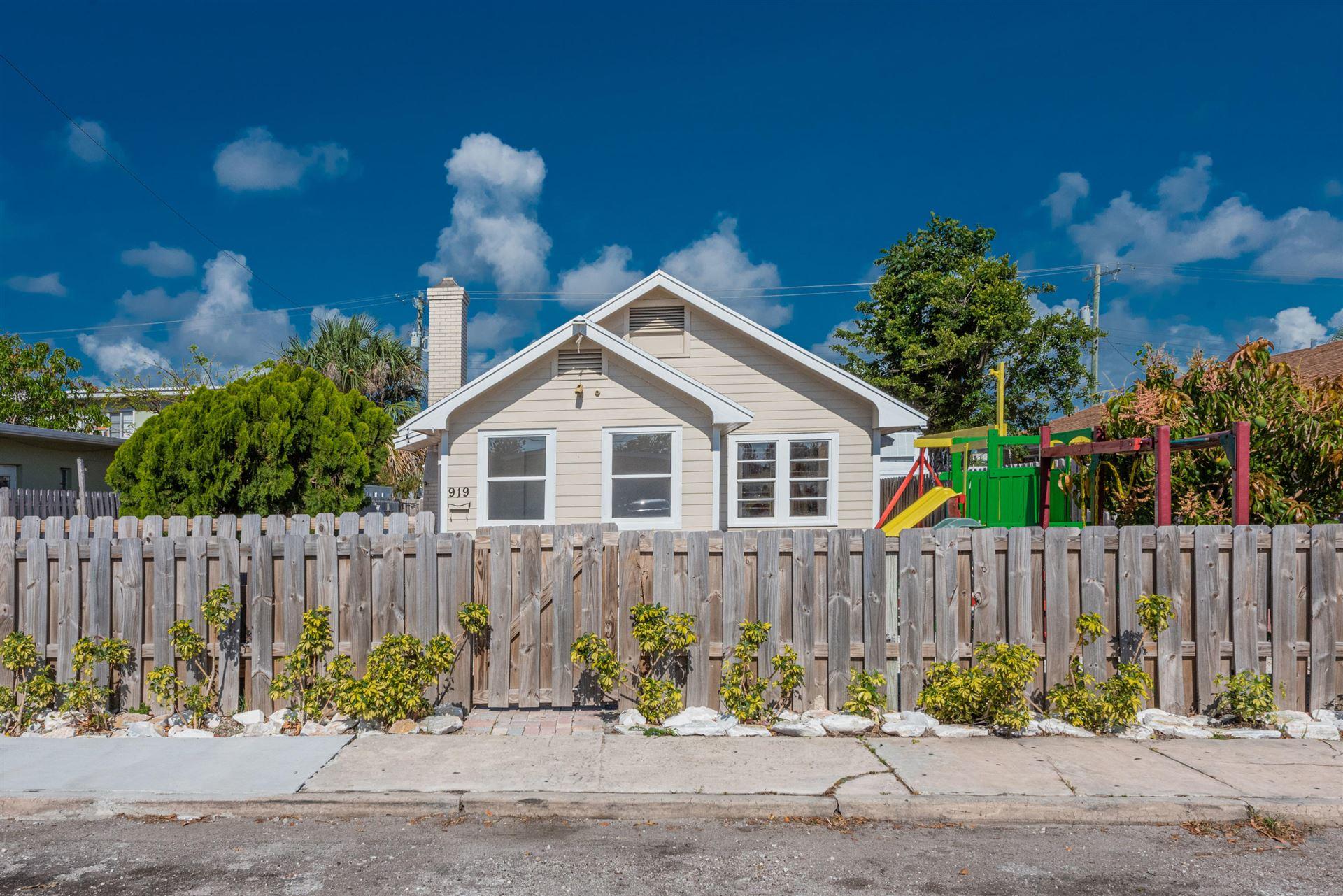 919 N J Street, Lake Worth, FL 33460 - MLS#: RX-10712282