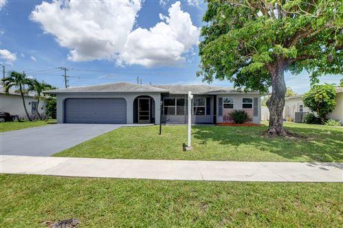Photo of 22062 Concha Avenue, Boca Raton, FL 33428 (MLS # RX-10732283)