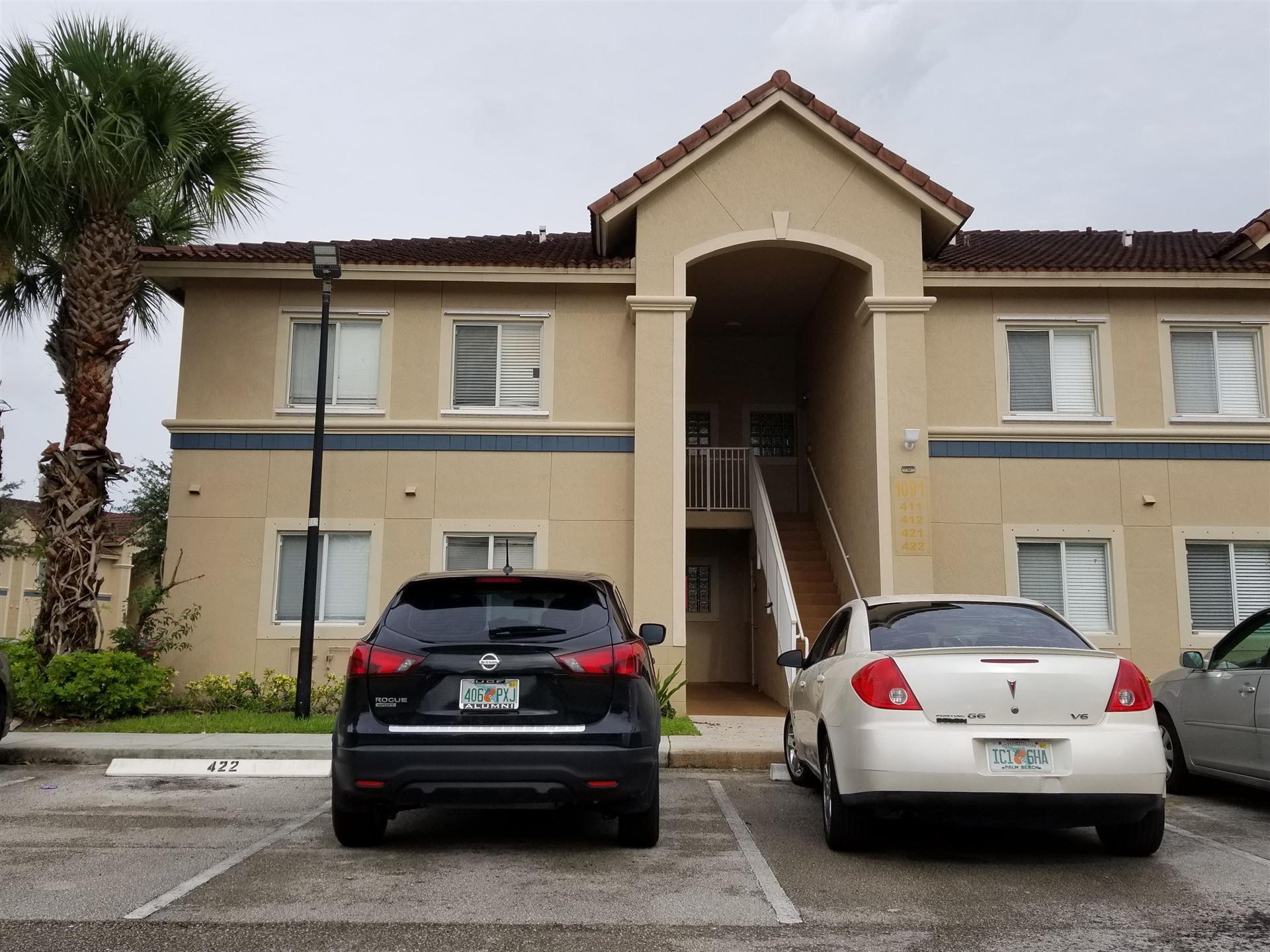 1091 Golden Lakes Boulevard #421, West Palm Beach, FL 33411 - #: RX-10628283