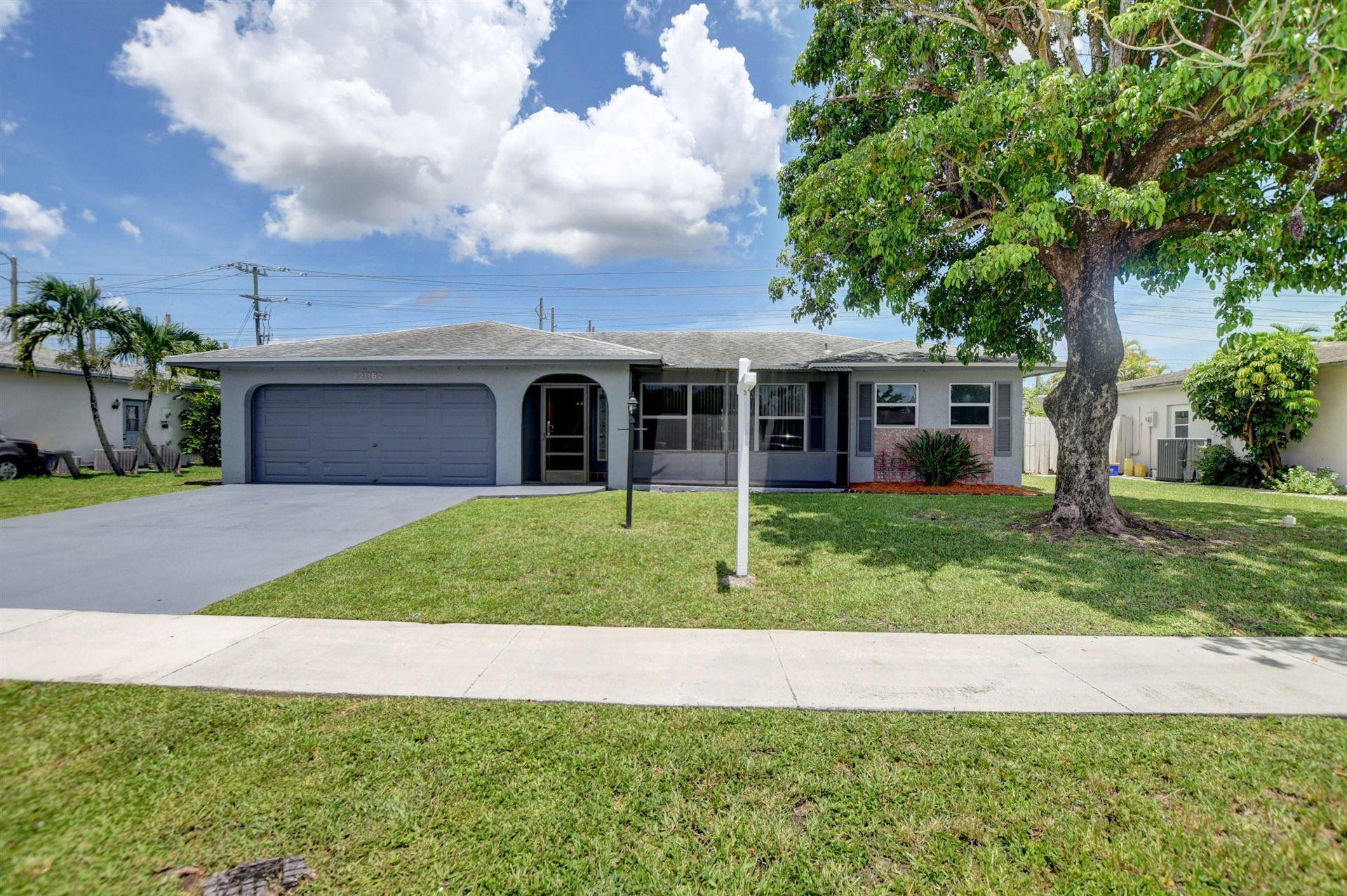 22062 Concha Avenue, Boca Raton, FL 33428 - #: RX-10732283