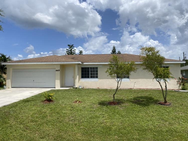 665 NW Cardinal Drive, Port Saint Lucie, FL 34983 - MLS#: RX-10735283