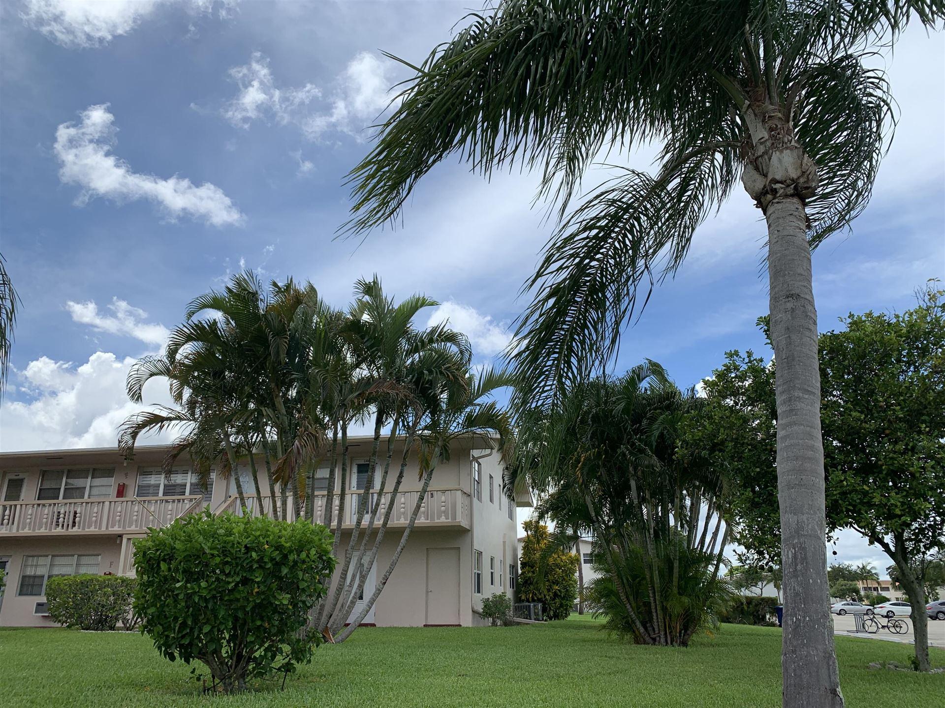 144 Waltham F #55+, West Palm Beach, FL 33417 - MLS#: RX-10745283
