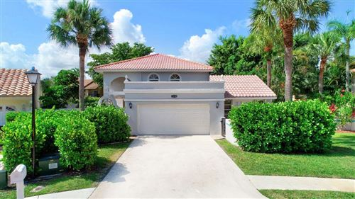 Photo of 16742 Cordova Court, Delray Beach, FL 33484 (MLS # RX-10733284)