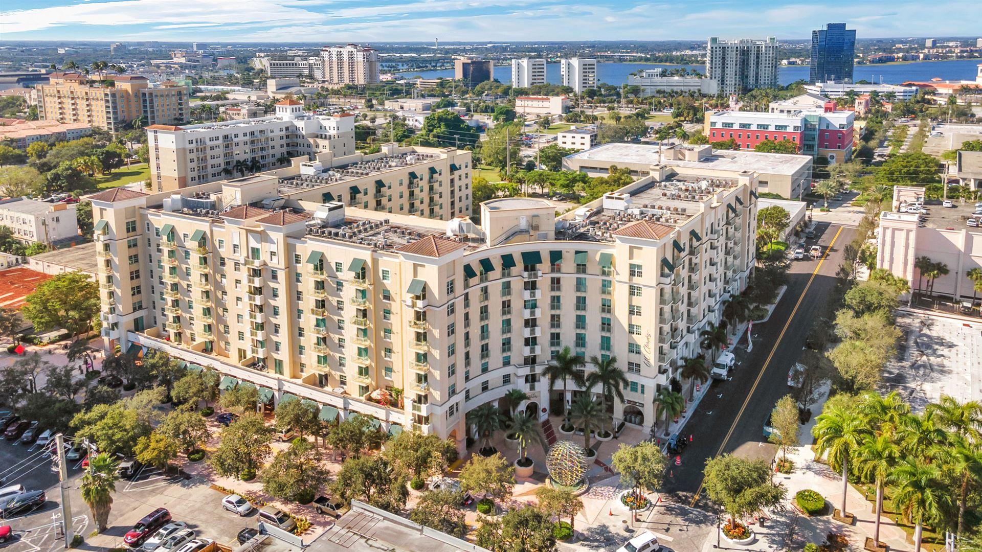 610 Clematis Street #832, West Palm Beach, FL 33401 - #: RX-10680284