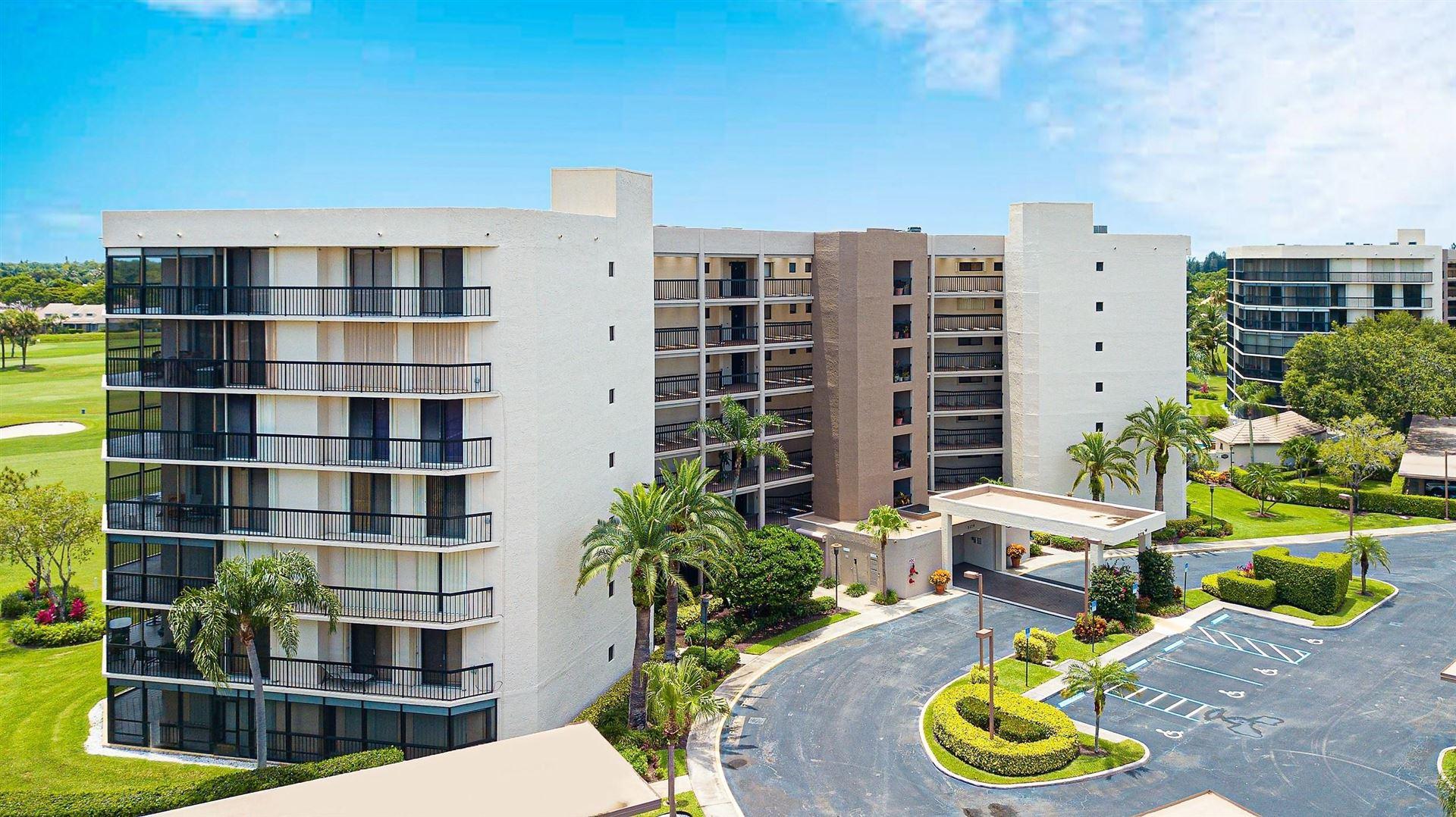 5279 Fountains Drive S #705, Lake Worth, FL 33467 - MLS#: RX-10702284