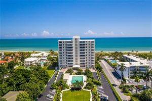 Photo of 200 N Ocean Boulevard #1s, Delray Beach, FL 33483 (MLS # RX-10565285)