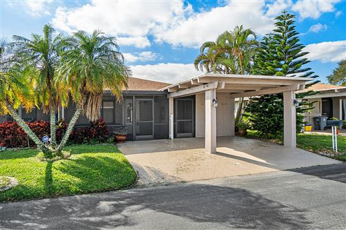 Photo of 6700 Moonlit Drive, Delray Beach, FL 33446 (MLS # RX-10594285)