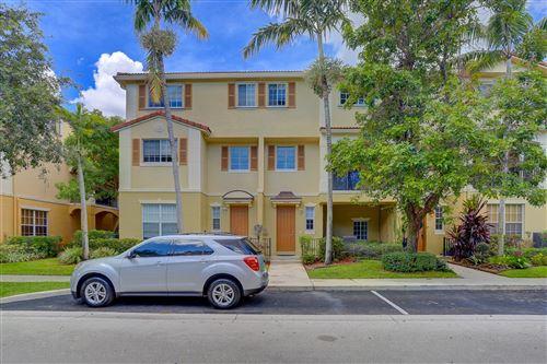 Photo of 1416 E Wickham Circle #1416, Delray Beach, FL 33445 (MLS # RX-10652285)