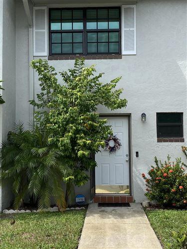 Photo of 425 N Cypress Drive #6, Tequesta, FL 33469 (MLS # RX-10654285)