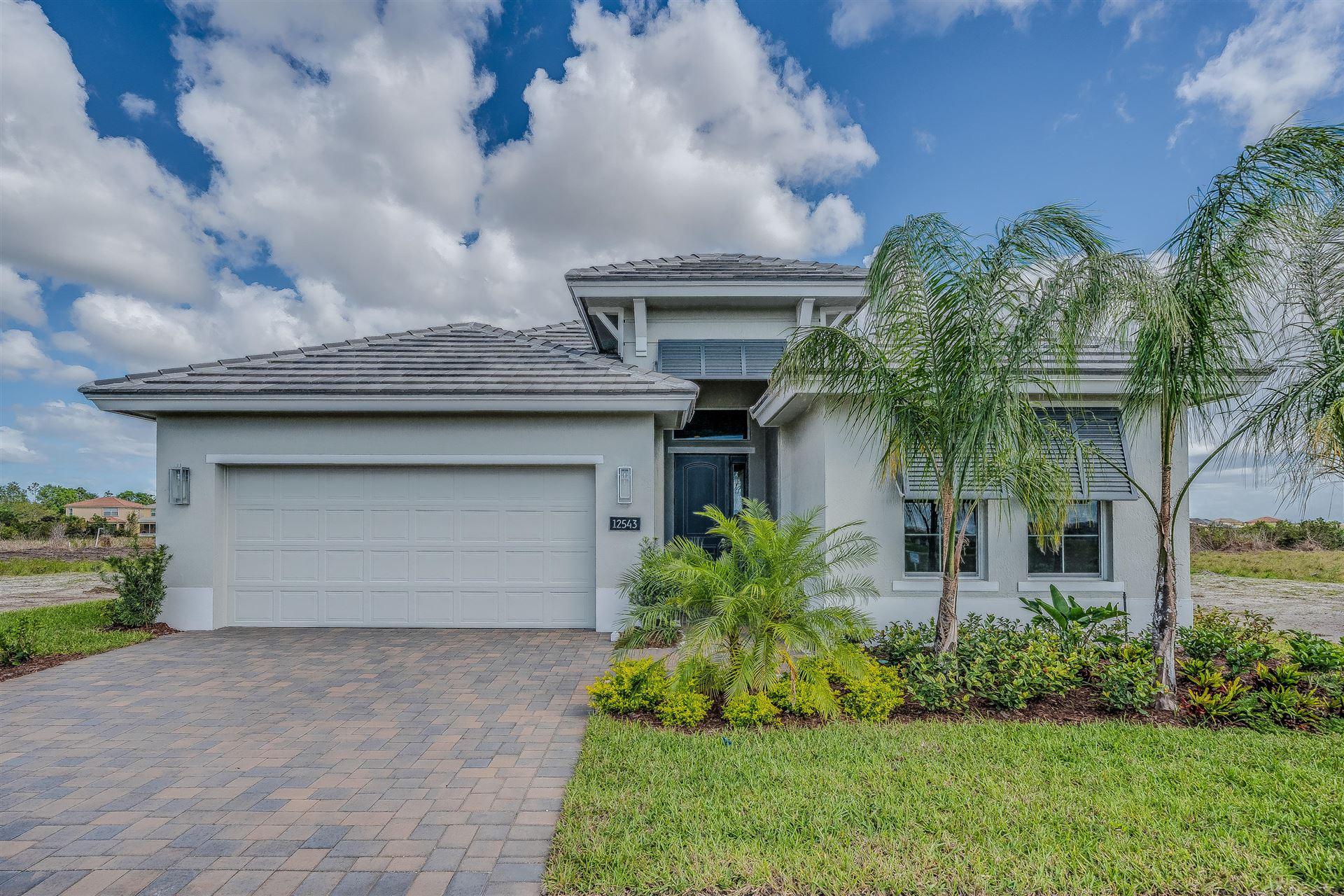 12543 SW Sunrise Lake Terrace, Port Saint Lucie, FL 34987 - #: RX-10680285