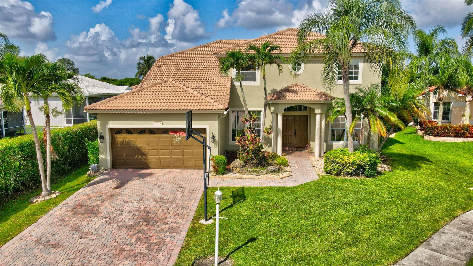 21799 Sugarberry Circle, Boca Raton, FL 33428 - #: RX-10725285