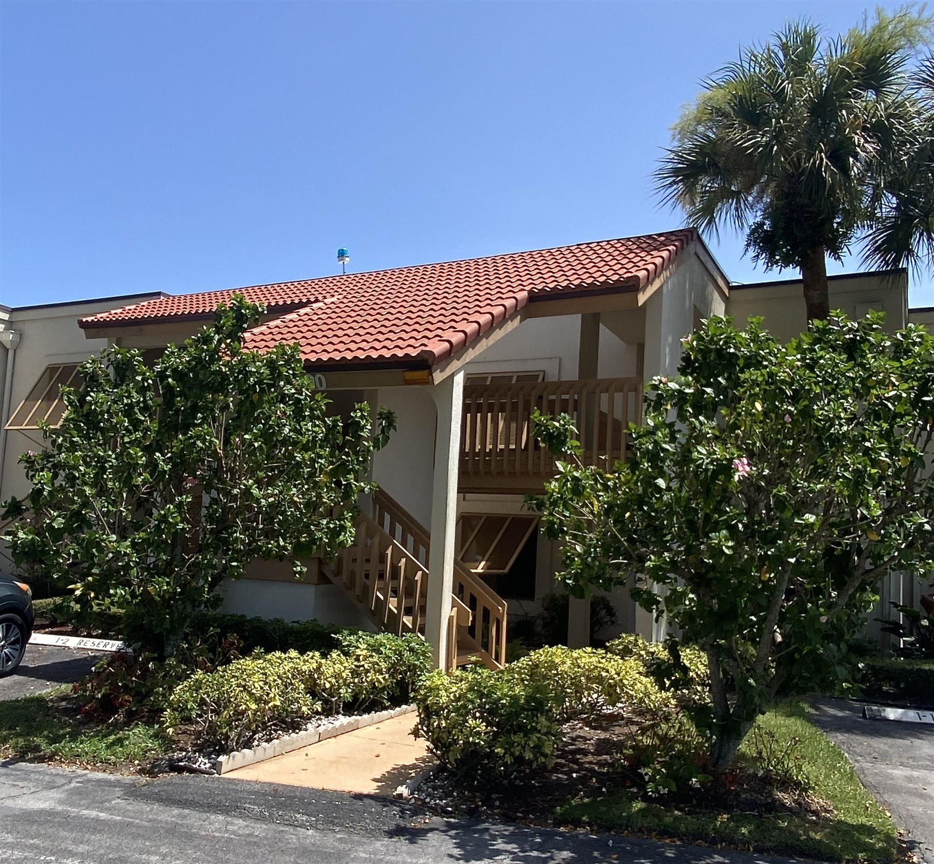 5400 Cedar Lake Drive #203, Boynton Beach, FL 33437 - MLS#: RX-10735285