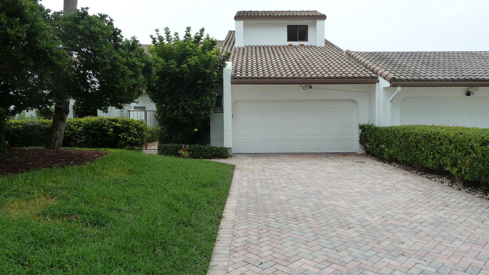 6738 Woodbridge Drive, Boca Raton, FL 33434 - #: RX-10743285