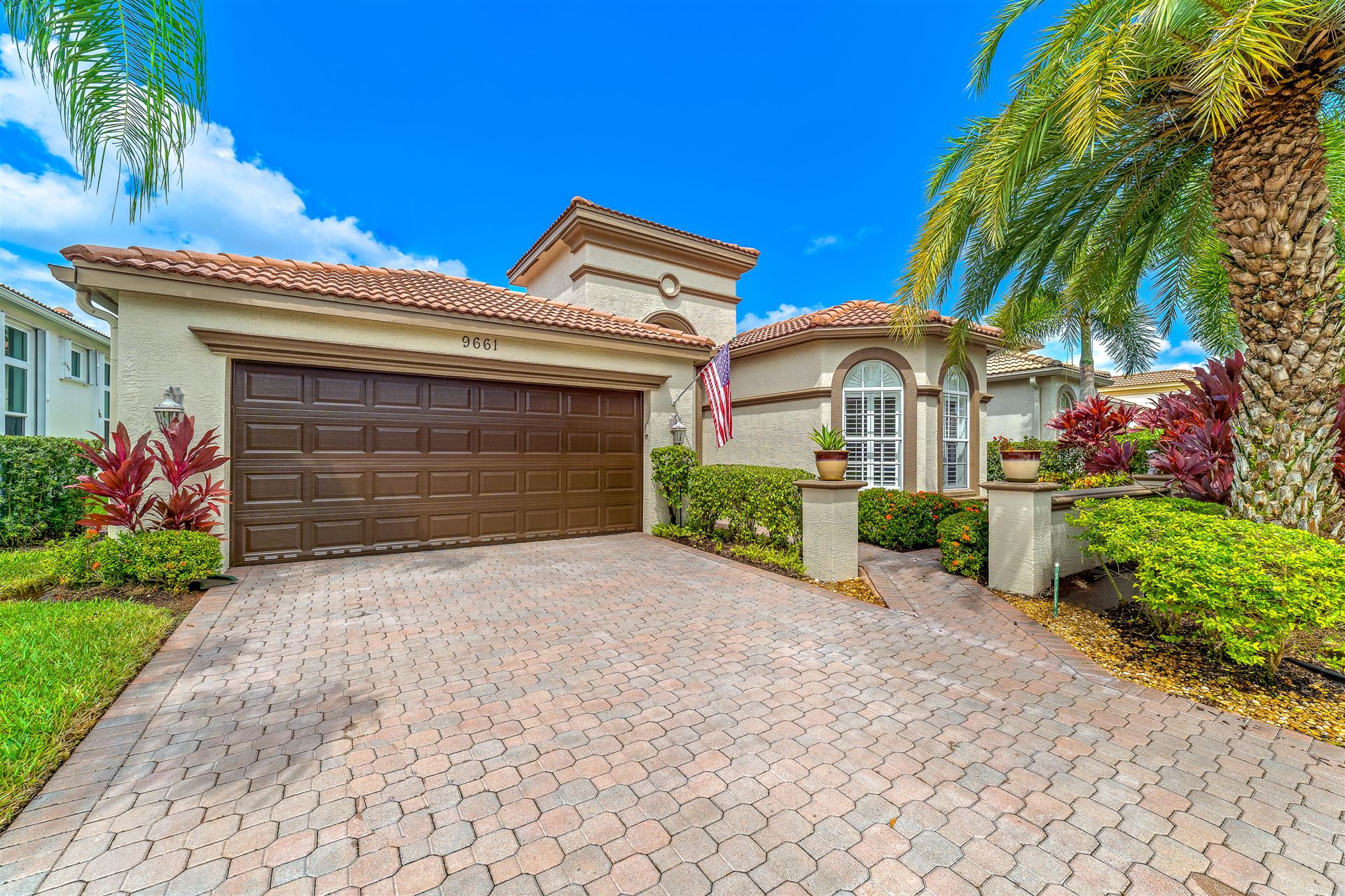 9661 Via Elegante, Wellington, FL 33411 - #: RX-10654286
