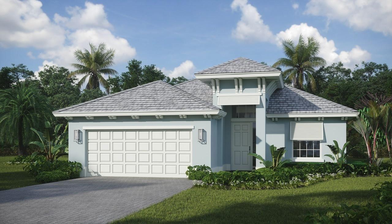 12681 SW Sunrise Lake Terrace, Port Saint Lucie, FL 34987 - #: RX-10680286