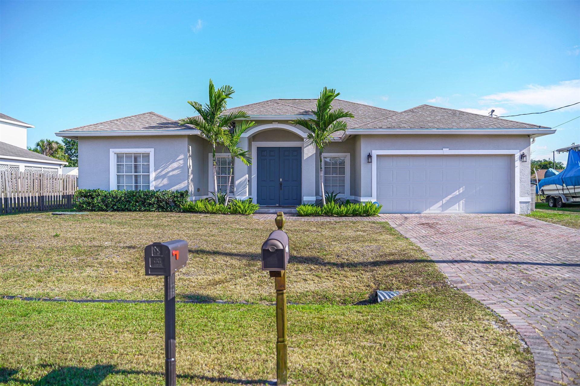 1150 SW Sudder Avenue, Port Saint Lucie, FL 34953 - MLS#: RX-10720286