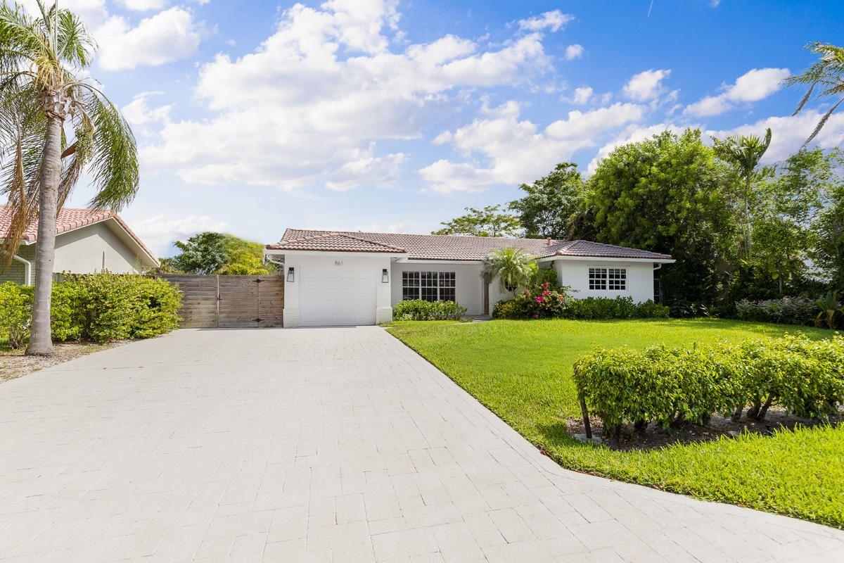 861 NW 7th Street, Boca Raton, FL 33486 - #: RX-10721286
