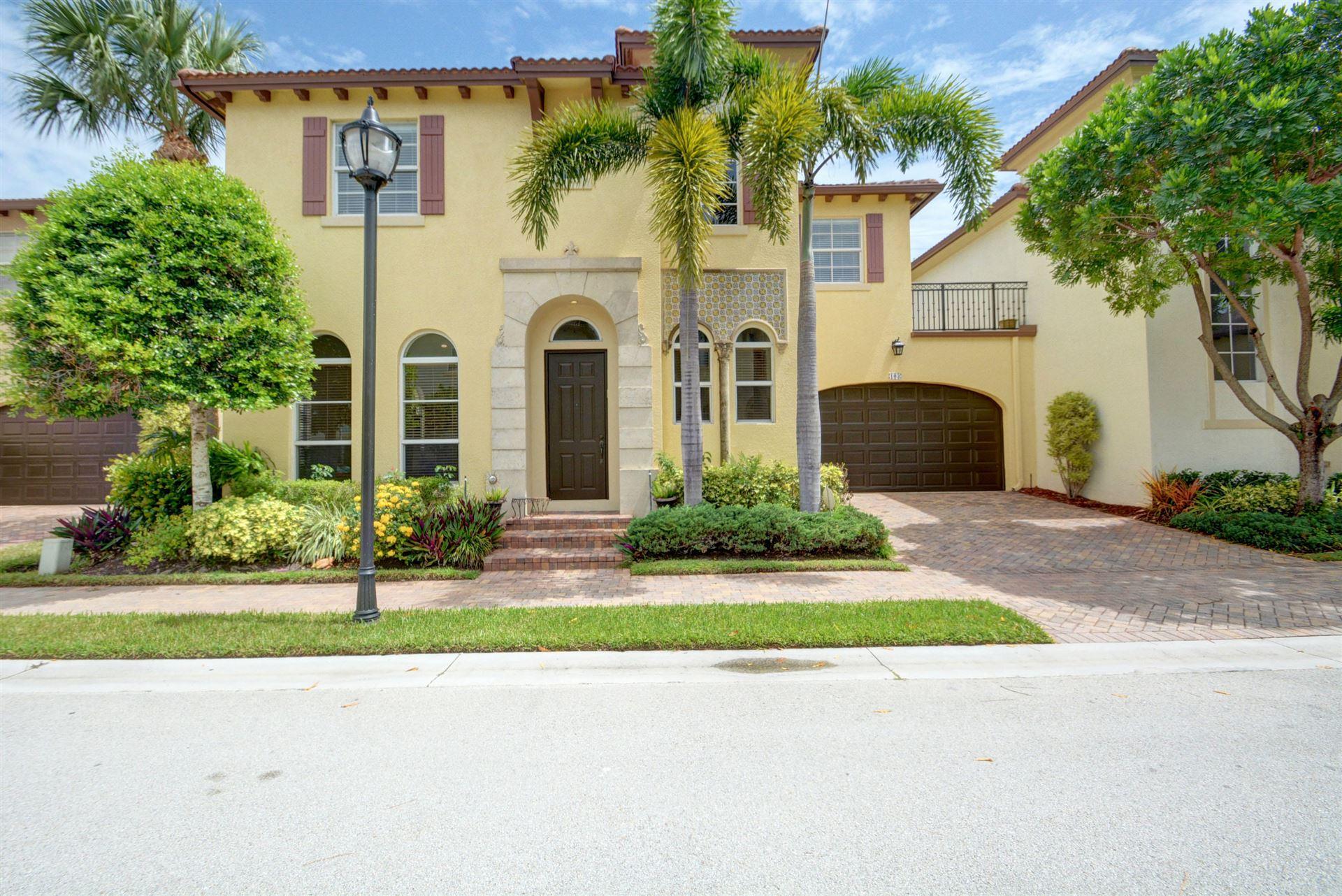 103 Via Poinciana Lane, Boca Raton, FL 33487 - #: RX-10731286