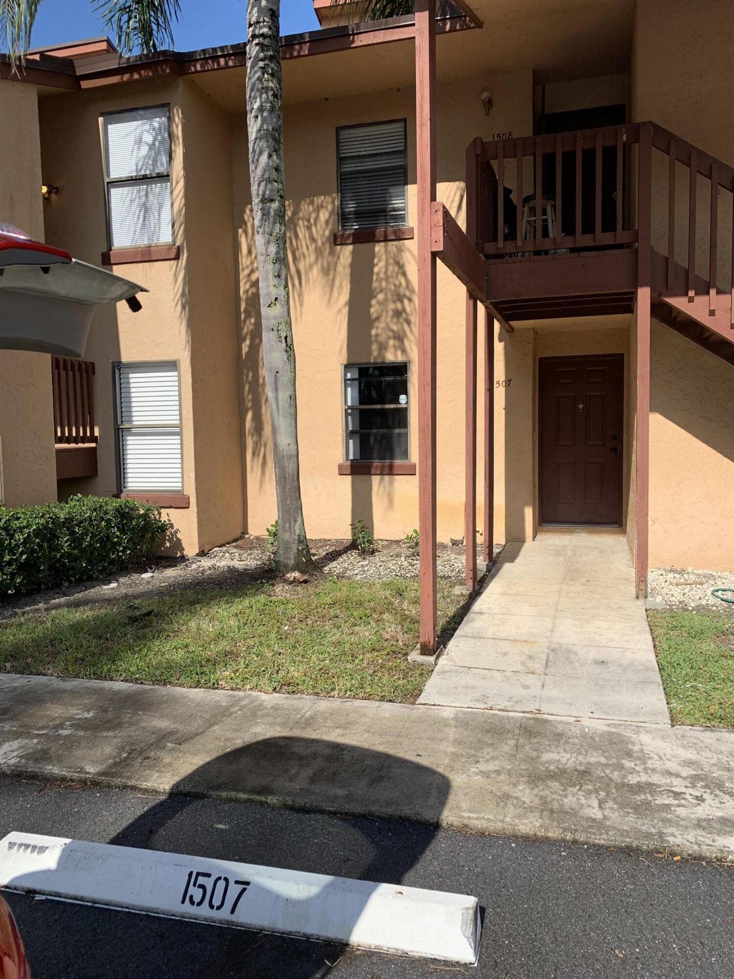 1507 Lakeview Drive E, Royal Palm Beach, FL 33411 - MLS#: RX-10746286