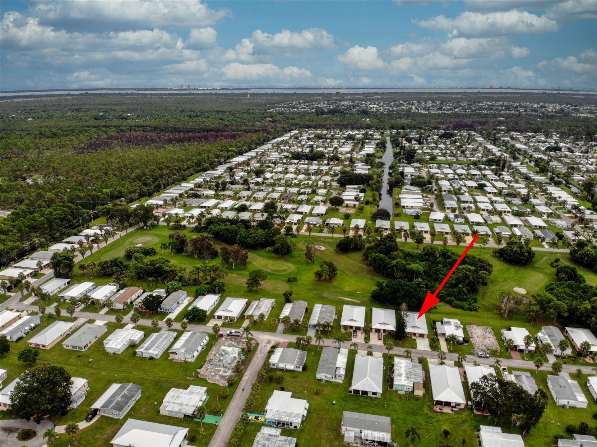 Photo of 54 Golf Drive, Fort Pierce, FL 34952 (MLS # RX-10747286)