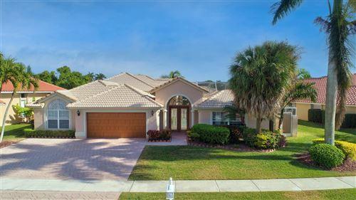 Photo of 10701 Maple Chase Drive, Boca Raton, FL 33498 (MLS # RX-10686287)
