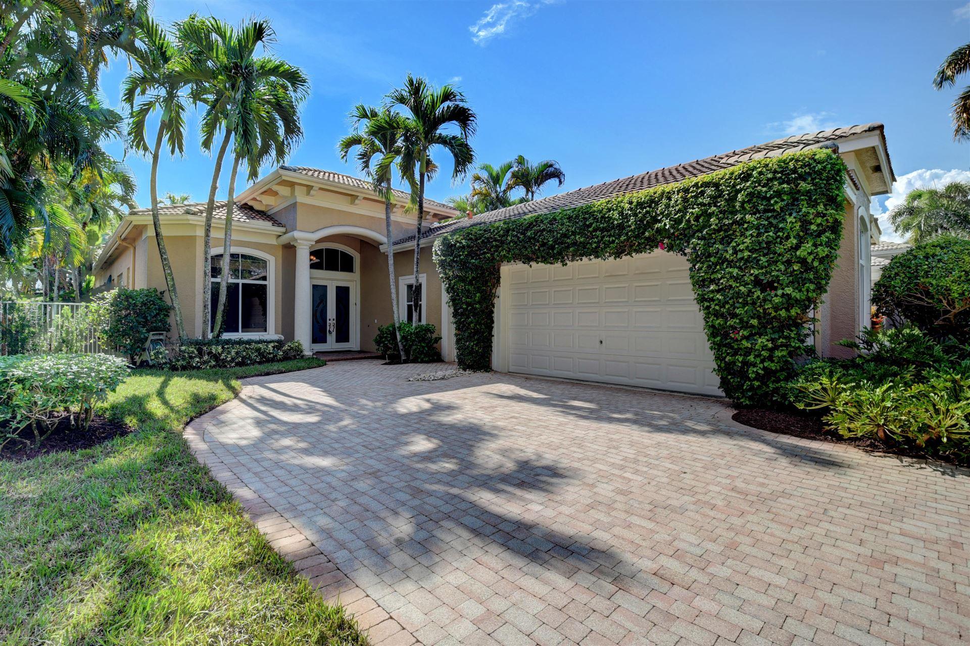 7748 Villa D Este Way, Delray Beach, FL 33446 - #: RX-10572287