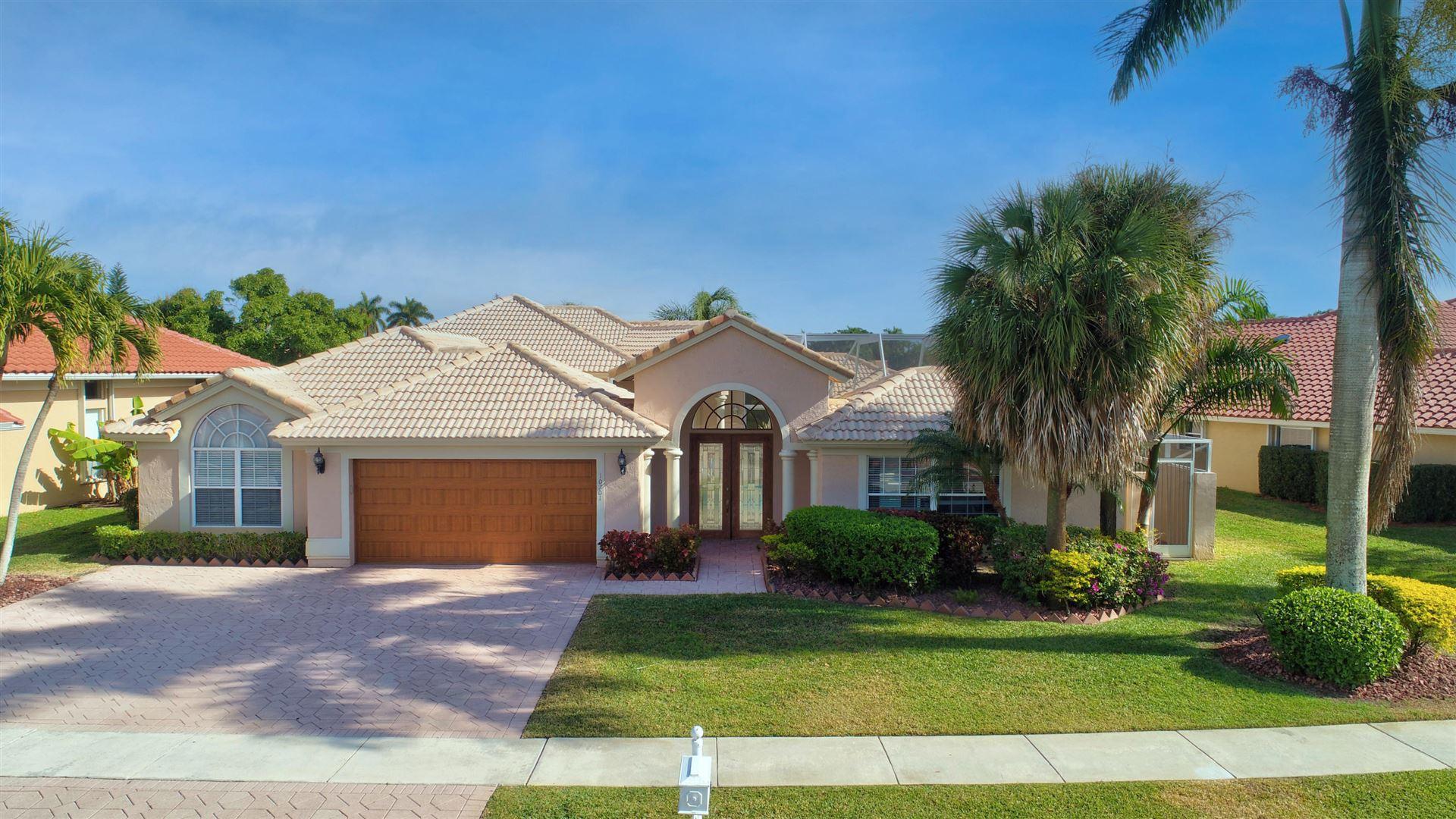 10701 Maple Chase Drive, Boca Raton, FL 33498 - #: RX-10686287