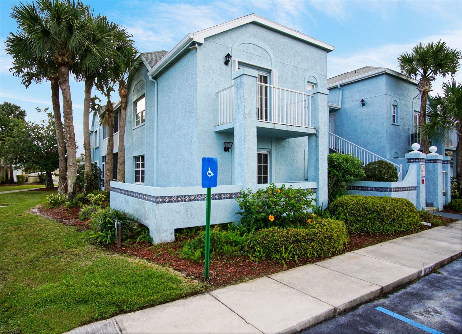 1626 SE Green Acres Circle #J103, Port Saint Lucie, FL 34952 - #: RX-10687287