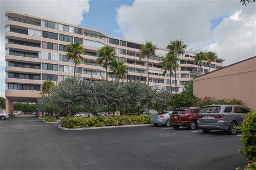 Foto de inmueble con direccion 3589 S Ocean Boulevard #512 South Palm Beach FL 33480 con MLS RX-10634288