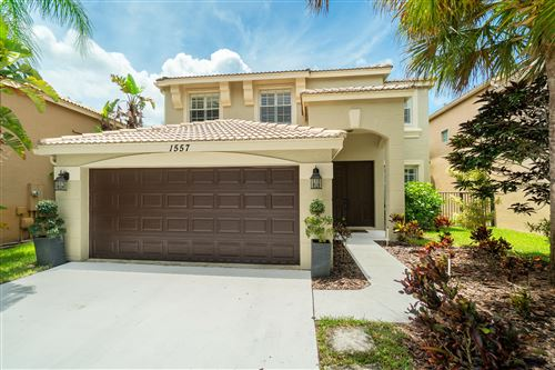 Photo of Listing MLS rx in 1557 Fiddlewood Court Royal Palm Beach FL 33411