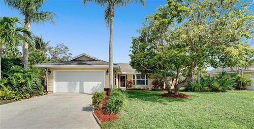 Photo of 4441 Colette Drive, Tequesta, FL 33469 (MLS # RX-10704288)