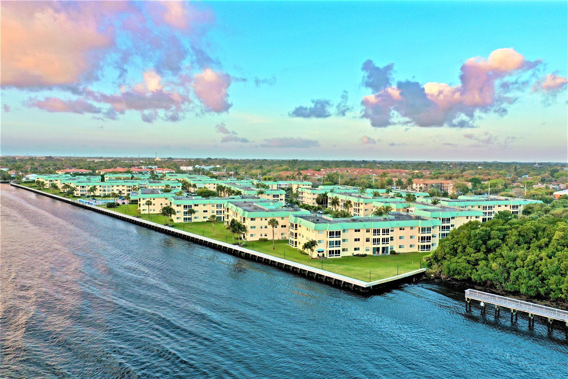 16 Colonial Club Drive #105, Boynton Beach, FL 33435 - #: RX-10748288