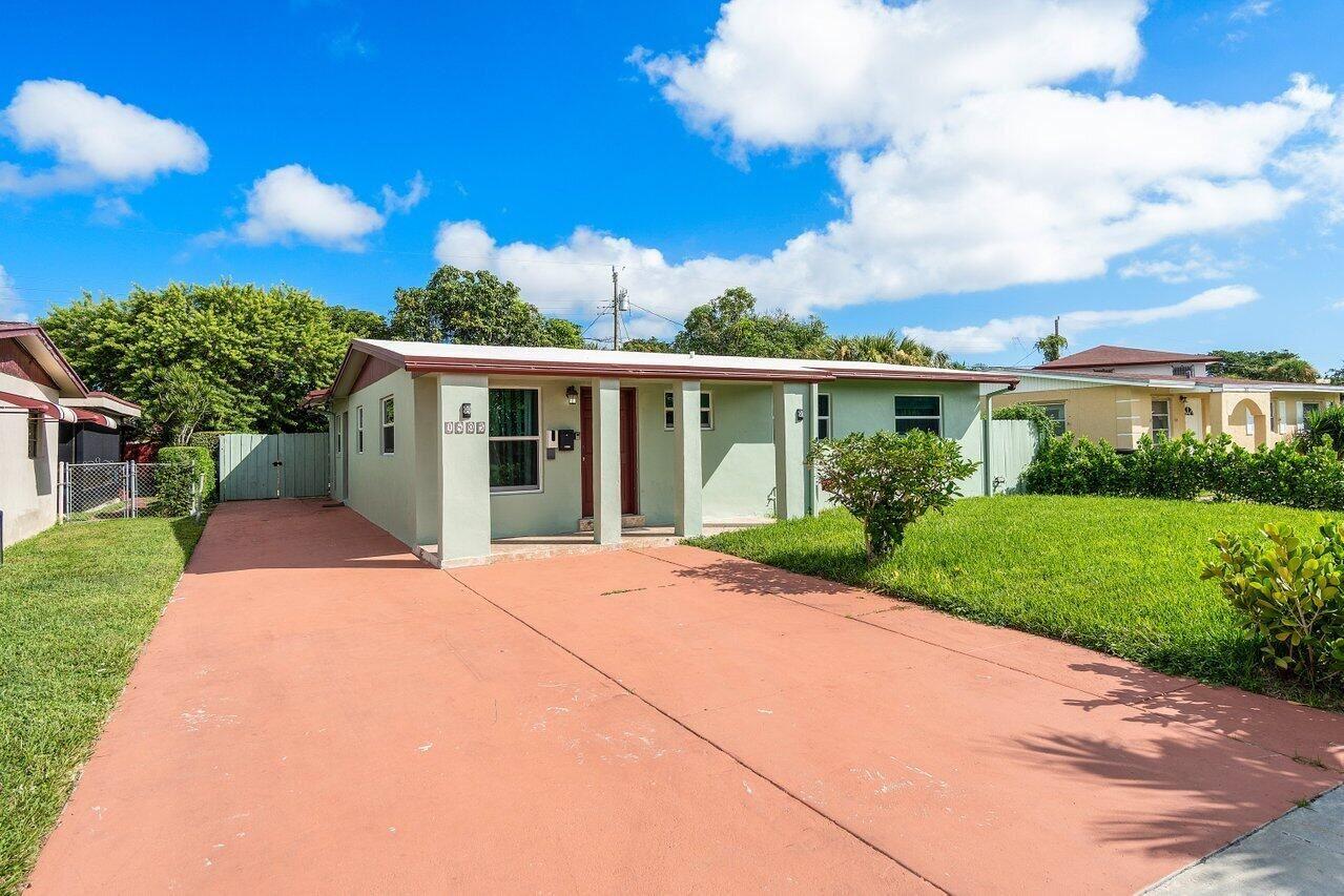 1405 8th Street, West Palm Beach, FL 33401 - #: RX-10750288
