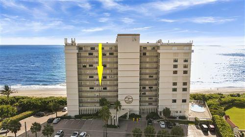 Foto de inmueble con direccion 840 Ocean Drive #505 Juno Beach FL 33408 con MLS RX-10650289