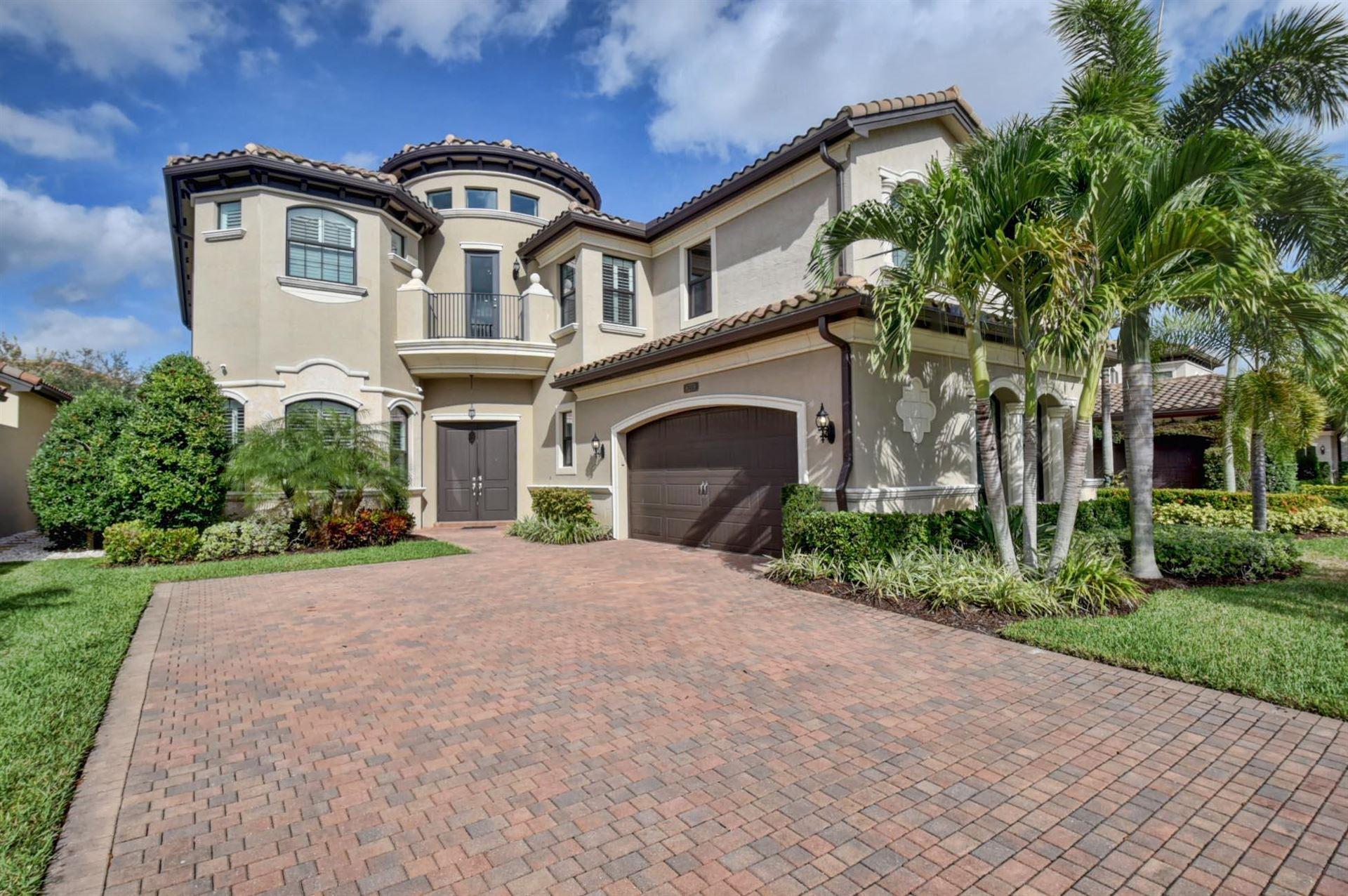 8279 Lost Creek Lane, Delray Beach, FL 33446 - #: RX-10589289