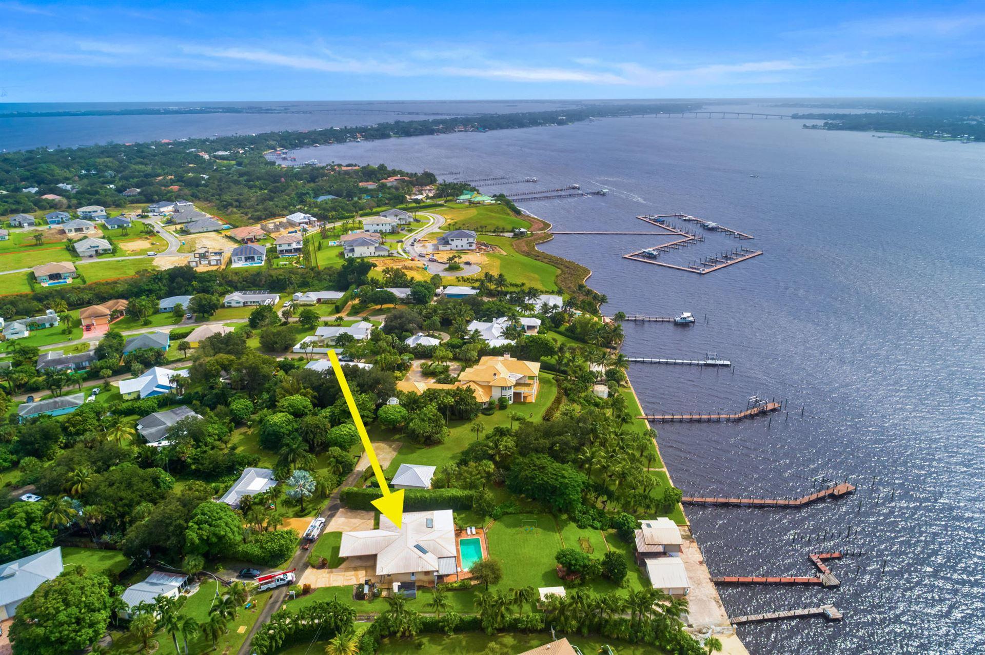 Photo of 2126 NE River Court, Jensen Beach, FL 34957 (MLS # RX-10664289)