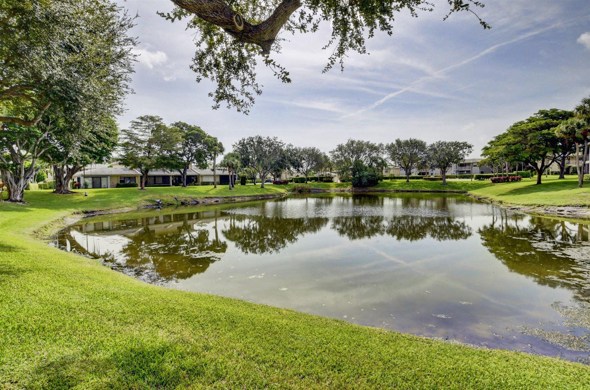 23 Stratford Drive #E, Boynton Beach, FL 33436 - MLS#: RX-10751289