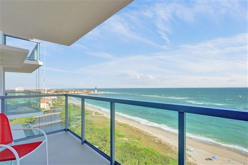 Photo of 1610 N Ocean Boulevard #1202, Pompano Beach, FL 33062 (MLS # RX-10592290)