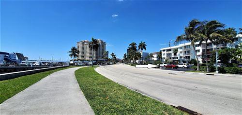Photo of 917 N Flagler Drive #304, West Palm Beach, FL 33401 (MLS # RX-10638290)