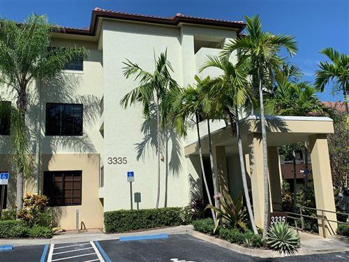 Photo of 3345 Burns Road #101, Palm Beach Gardens, FL 33410 (MLS # RX-10655290)