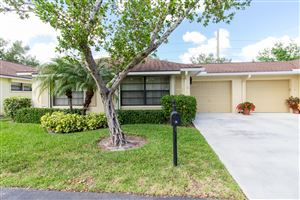 Photo of 9825 Tabebuia Tree Drive #A, Boynton Beach, FL 33436 (MLS # RX-10517291)