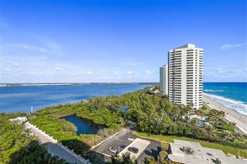 Photo of Listing MLS rx in 5050 N Ocean Drive #1101 Singer Island FL 33404