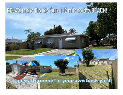 Photo of Listing MLS rx in 109 N 12th Place Lantana FL 33462