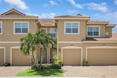 Photo of 540 SW Glen Crest Way, Stuart, FL 34997 (MLS # RX-10652291)